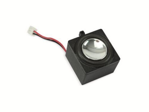 Miniaturlautsprecher 32 mm mit Gehäuse, 5W, 8 Ohm