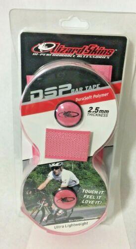 Pink Lizard Skins 2.5mm DSP Durasoft Polymer Bar Tape