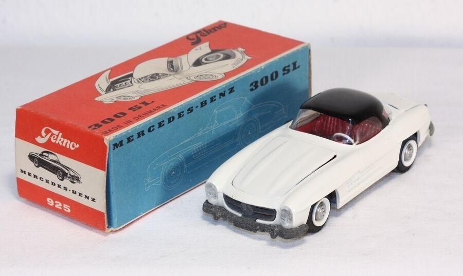 TEKNO 925, MERCEDES BENZ 300 SL, Comme neuf neuf neuf Dans Box #ab1212 | Mode  2eb4e2