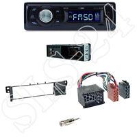 Caliber RMD021 Autoradio + BMW 3er (E46) Blende black + ISO Adapter Set