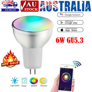 V18-Smart-WIFI-LED-Bulb-RGB-W-LED-Bulb-6W-GU5-3-Dimmable-Light-Phone-APP-Control