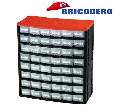 Quattro cassetti Cassettiera portaminuteria SERVO 7