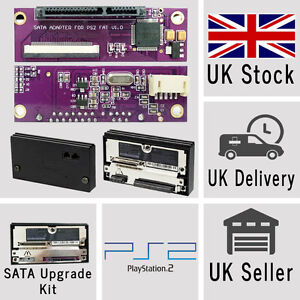 Sony-PlayStation-2-PS2-SATA-Upgrade-Kit-for-Original-Network-Official-Adaptor