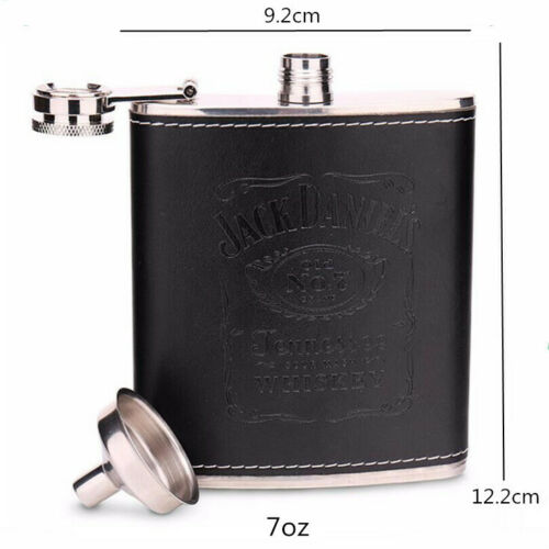 fiole flasque a whisky  vintage jack daniel/'s