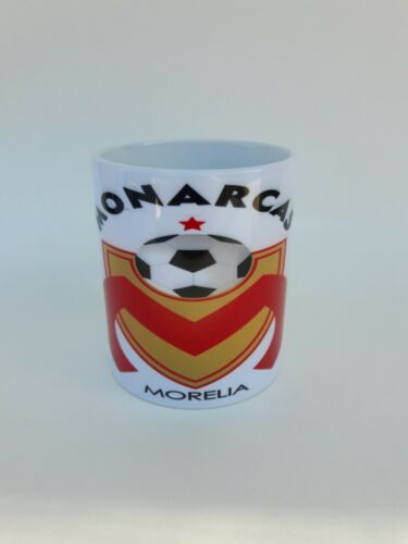 Monarcas Morelia coffee mug cups taza de cafe