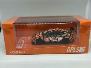 Tarmac-Works-1-64-Audi-RS3-Lms-Dpls-les-Angeles-Orange-Limitee-Edition