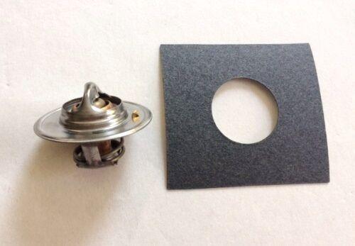 Termostato adecuado para Perkins motor 4.108 4.154 4.203 3.152//71 grados 54 mm