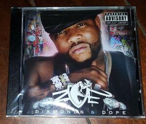 Diamonds-amp-Dope-by-Gorilla-Zoe-DJ-Bobby-Black-CD-Nov-2009-Free-Shipping