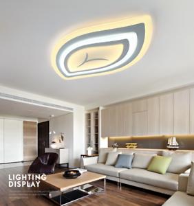 Led 3d Deckenlampe Leuchte 100w Einstellbar Fernbedienung A Ebay