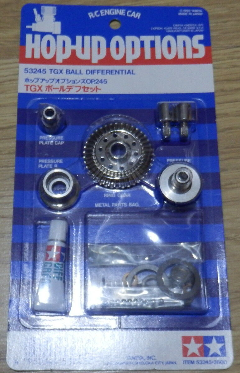 Tamiya 1 8 TGX Ball Differential NEW 53245 44002 44003 44004 44005