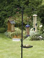Bird Feeder On Sale Pole Wild Bath Squirrel Proof Seed Station Hanging Garden 6'