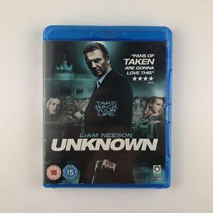 Unknown (Blu-ray, 2011)