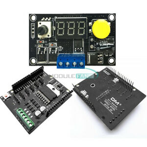 Details about 6-30V 8A LED Speed Controller L298NH Two Way DC Motor Driver  Shield For Arduino