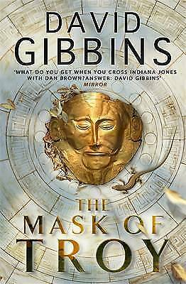 1 of 1 - The Mask of Troy,Gibbins, David,New Book mon0000061721