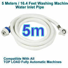 5 METER UNIVERSAL FULLY AUTOMATIC WASHING MACHINE INLET HOSE WATER PIPE