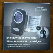 Electronic Digital Red Wine Bottle Thermometer N2N4