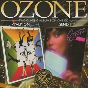 Ozone - Walk On / Send It   new cd