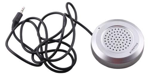 Window intercom Dual-Way Audio Office Station Window Interphone Speaker