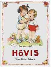 Metal Sign Hovis 478 A3 16x12 Aluminium