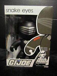 Image Is Loading Mighty Muggs G I Joe Nake Eyes Figure 034