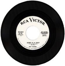 "ROY GAINES  ""SKIPPY IS A SISSY (IF THIS AIN'T LOVE)""  R&B ROCKER"
