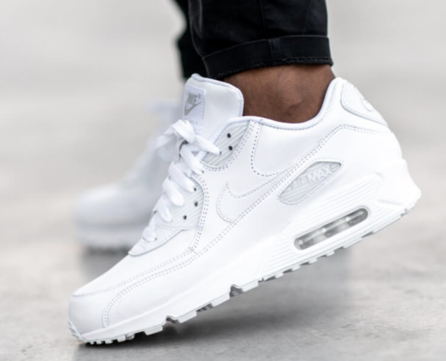 shoes for cheap more photos look good shoes sale Nike Air Max 90 Hyperfuse Premium ID Volt Men's Athletic Running ...