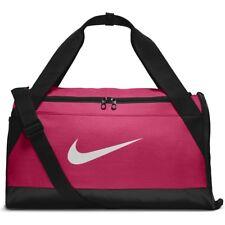 0d6de72d8c0f3 Nike Brasilia Duffle Sports Gym Bag Holdall Duffel Football Team Kit Bags  XS S