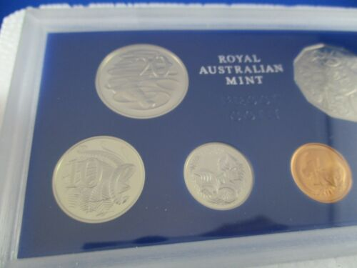 1979 Australian RAM PROOF COIN SET Complete set all round Nice!!!