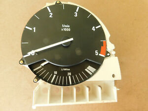 Details about BMW E23 E24 E28 Tachometer + L/km Econ Gauge Part 1377606  Build 01/86 or 07/87