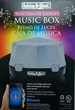 Holiday Brilliant Rhythm of Lights Music Box Control lights