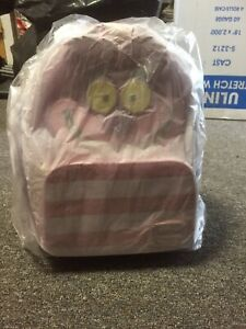 Loungefly Disney CHESHIRE CAT COSPLAY MINI BACKPACK (NEW) In Hand!