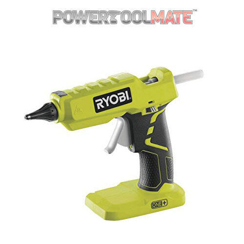 Ryobi Cordless Hot Glue Gun ONE+ One Plus 18V 3mm Nozzle BARE UNIT