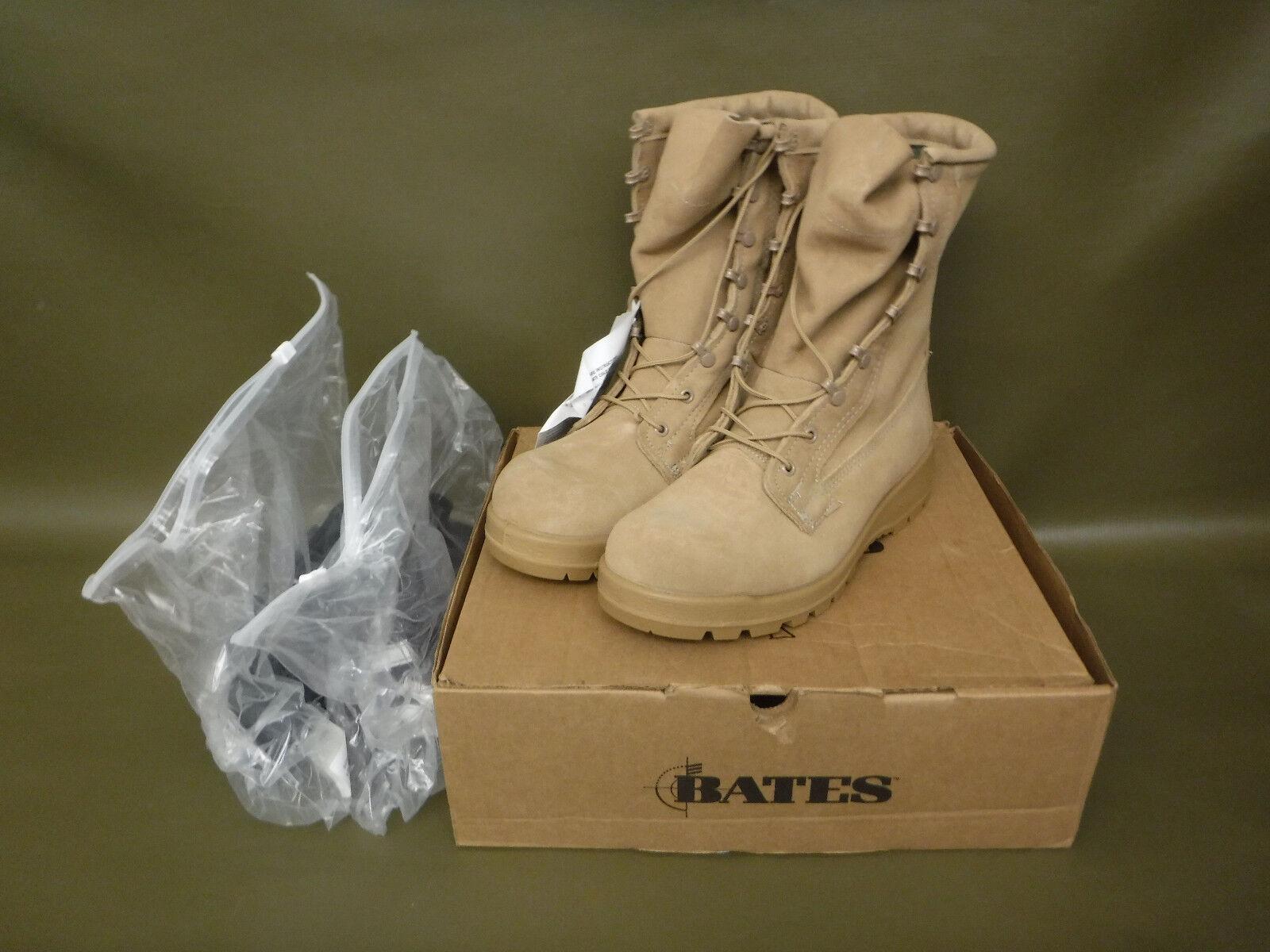 Bates 9R 11461A Intermediate Cold/Wet Stiefel 9R Bates 8430-01-619-3472 b6b065