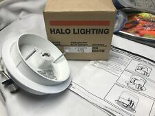 Halo 477w White Adapter For Track Light In Recessed Can Hard To Find Deal