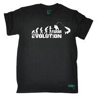 Evolution Fishing T Shirt funny slogan tee fish bait gift carp fishing angling