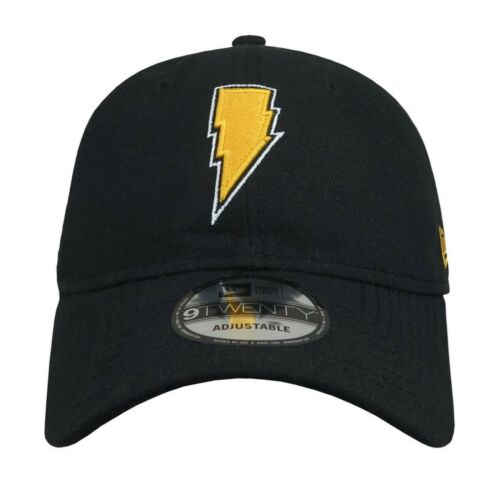 Black Adam Symbol 9Twenty Adjustable Hat Black
