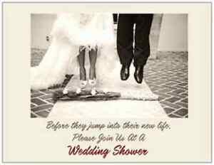 Image Is Loading 20 African American Wedding Bridal Jumping Broom Shower