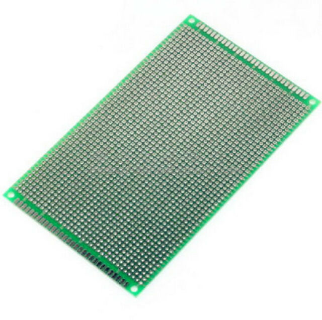 New Universal Double Side DIY Prototype Paper PCB Board 9X15cm 1.6mm 2.54mm
