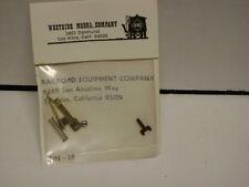 Westside Model Company DH-18 Model Railroad Motor Bushing Repair Kit