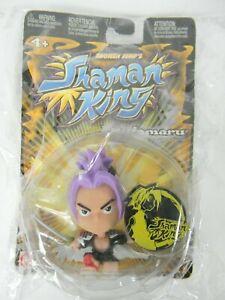 Mattel Shonen Jump's Shaman King Tokageroh Figure  SEALED /& NEW 2004