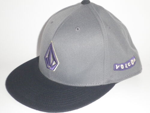finest selection c37b6 02d17 official release date transporter cap 20663 63db3 1d5e4 05e2e  where can i  buy volcom too stone 210 hat black grey purple l xl 32 new