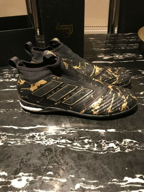 huge selection of a1616 dd76c RARE Paul Pogba x Adidas Ace Tango 17+ Pure Control Astro Turf boots