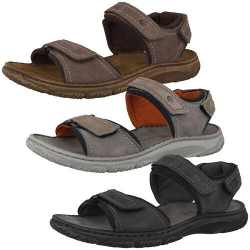 Josef Seibel Carlo 06 Schuhe Men Outdoor Hiking Sandalen Sandalette 27606-TE796