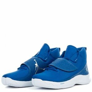 d2f566db0db JORDAN SUPER.FLY 5 PO TEAM ROYAL/METALLIC SILVER-WHITE | eBay