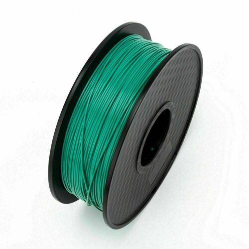 3D Printer Printing Filament 1.75mm 1KG Spool Accuracy Makerbot PLA Material UK