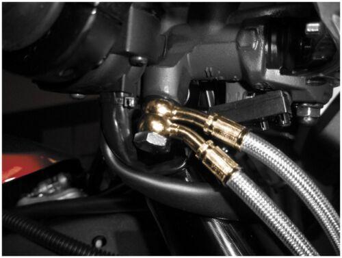 Galfer FK003D694-3 Sportbike Stainless Steel Hydraulic Brake Line
