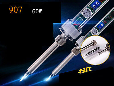907 Internal Heating Constant Temperature Electric Soldering Iron Lead-free 60W