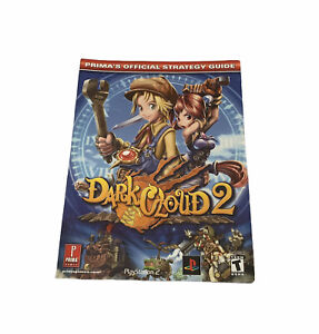 Dark Cloud 2 Prima's Official Strategy Guide - PS2 Playstation 2 - Prima Games