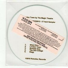 (FC433) The Magic Theatre, Silent Snow - 2009 DJ CD