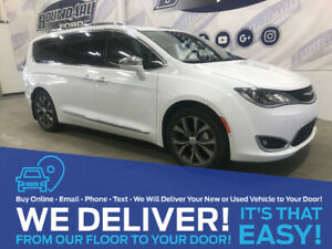 2018 Chrysler Pacifica Limited | DVD's | Loaded | Expel / 3M Paint Guard
